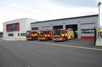 Bishop Auckland Community Fire Station