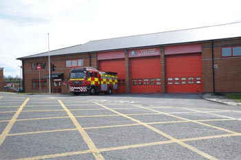 Peterlee Fire Station