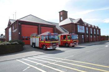 Seaham Fire Station