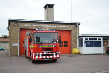 Sedgefield Fire Station