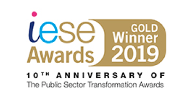 IESE Awards Gold Winner 2019