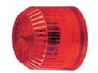 image of a flashing beacon