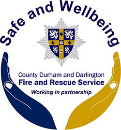 safe and wellbeing logo