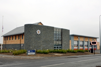 Durham Fire Station County Durham And Darlington Fire And Rescue