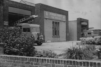 Seaham Fire Station County Durham And Darlington Fire