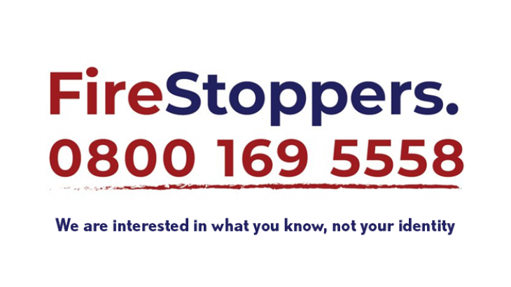 firestoppers logo