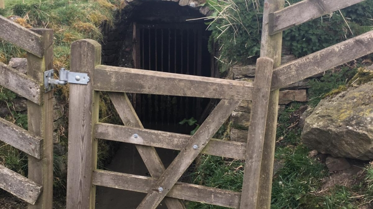 Two men have been rescued from a disused mine in Middleton-In-Teesdale April 2021