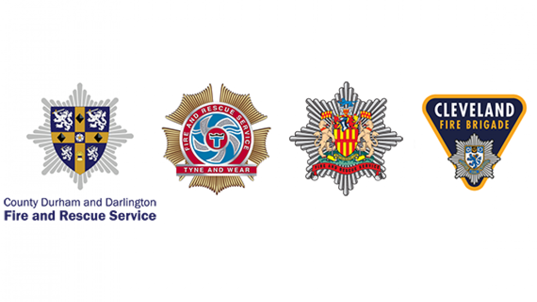 4 Fire Services Logos small